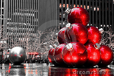 Christmas in Manhattan, NYC