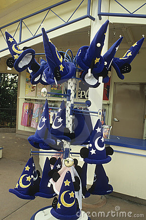 Disney World EPCOT - merchandize - wizard hats