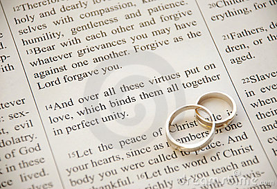 Scripture And Rings