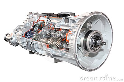 Heavy truck automatic transmission