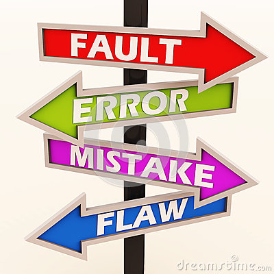 Errors and mistakes in FLTL - Mind42