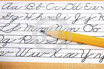 Style Guide for Cursive