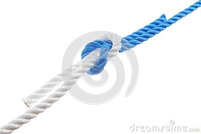Knots and hitches