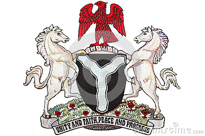 Nigeria Coat of Arms