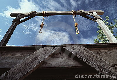 Gallows in Arizona