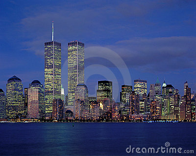 New-York city and World Trade