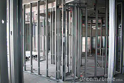 metal stud framing - Metal Wall Framing