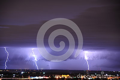 Severe Squall Line 6-20-2011
