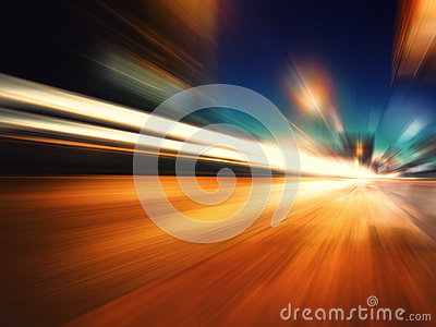 Abstract speed