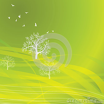 Nature background Eco concept