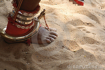 Theyyam Anklets
