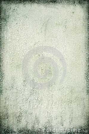 Abstract grunge background: pale rusty wall with scratches