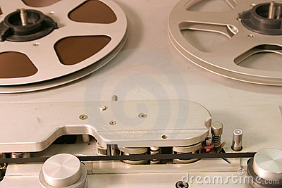 Studio Open Reel Tape Deck