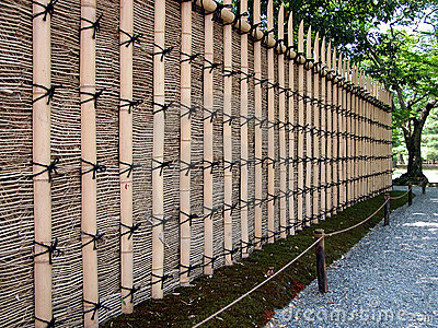 Fence-perpsective