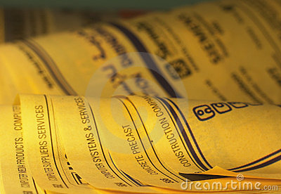 Yellow Pages 1