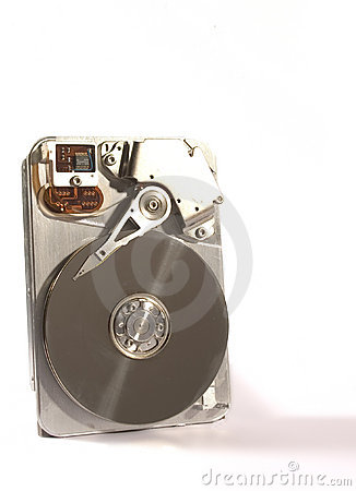 Data Storage, HDD