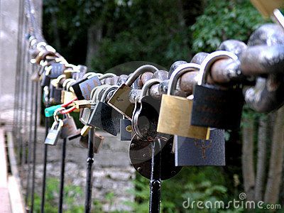 Padlock obsession