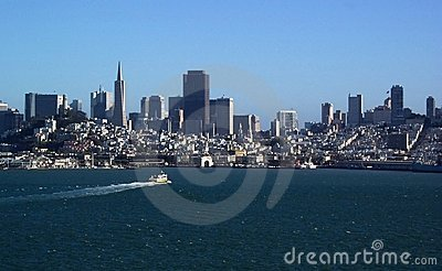 San Francisco Bay Skyline