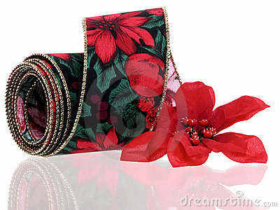 Christmas: Decorative Ribbon