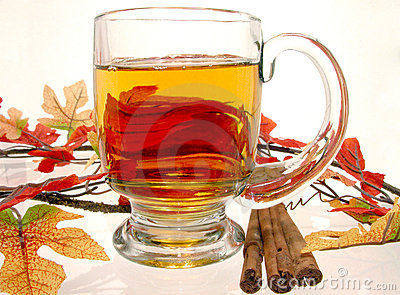 Food: Hot Apple Cider
