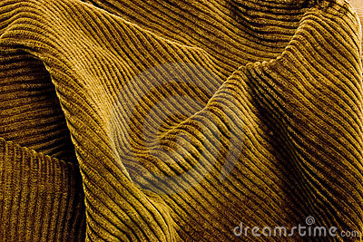 Corduroy Fabric Background Texture