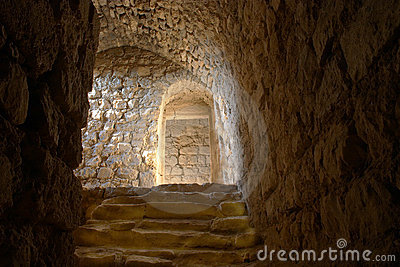 Dungeon steps