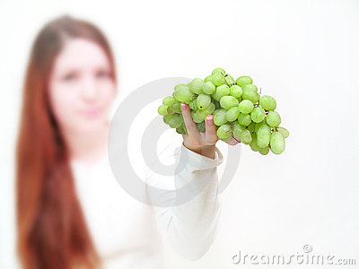 Grape offering