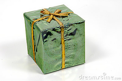 Green Giftbox