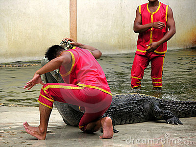 Samutprakan Crocodile Farm and Zoo 3