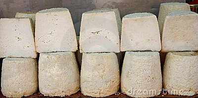 Greek traditional cheeses
