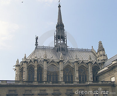 Church - chapel - Paris