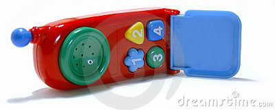 Toy cell-phone