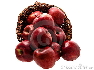 Food: Apple Basket (3 of 4)