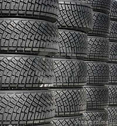 Tire's stack