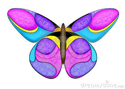 Colorfull Butterfly