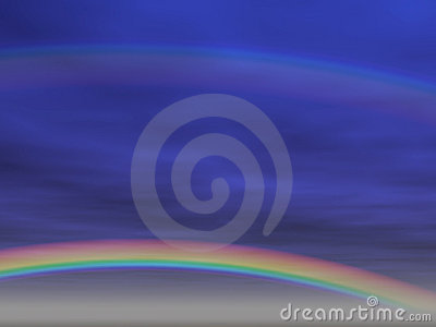 Rainbow background [2]