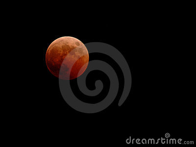 Lunar eclipse of 10-27-04