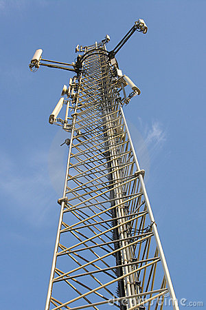 Telephone antenna