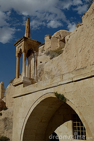Ancient Church at Cappadocia