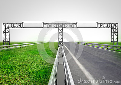 Highway for ecological and normal transport