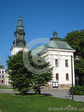 St Lars church. Linkoping . Sweden