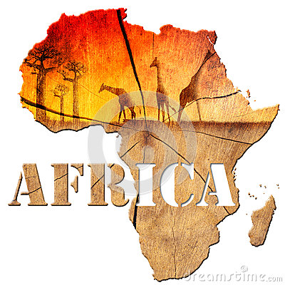 Map Of Africa Wallpaper Free Wallpaper For MAPS Full Maps - World map wallpaper south africa