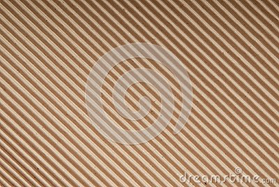 Crimped pasteboard