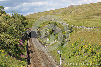 Blea Moor tunnel, Settle to Carlisle railway