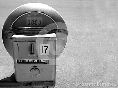 Parking Meter Timed Out