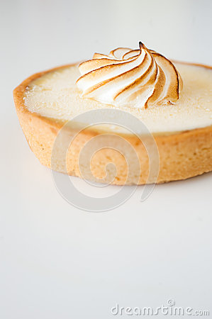 Small french dessert pastry