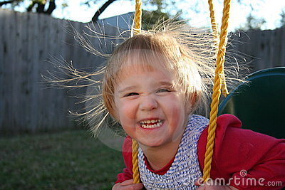 Static Electricity in the Air