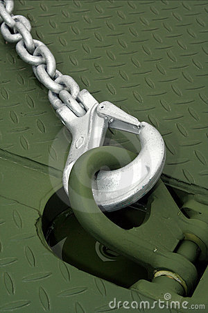Chain with hook