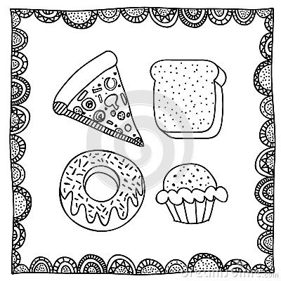 food drawing How Draw Caricatures
