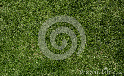 Grass texture of football